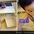(15M)寶寶堆積木追求高度