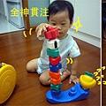 (15M)寶寶堆積木三連拍
