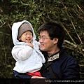 (17M)銅鑼杭菊-大大的開心
