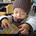 (17M)銅鑼杭菊-好吃好吃餅吃光光