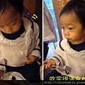(17M)跟媽咪逛街,第一次吃巧克力蛋糕