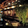 (17M)餐廳-景-餐廳內庭外景