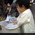 (19M)寶寶作家事-幫忙洗衣服1