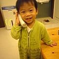 (19M)電話玩一玩,學媽咪講電話