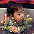 (19M)餐廳吃飯-寶寶等飯上桌