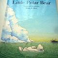 (北極熊-英文)書封面