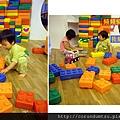 (21M)YOHO-遊戲室-玩積木還偷看人家