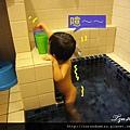 (21M)YOHO-洗澡-忙著排杯子