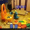 (21M)YOHO-遊戲室-小木馬-積木玩完愛兒玩小木馬