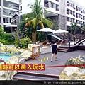 (21M)YOHO景-飯店間都座落著戲水池