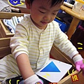 (22M)寶寶戴手套初體驗5-開始覺得新奇起來