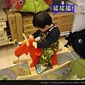 (22M)IKEA花絮-玩搖木馬