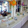 (23M)看牙醫-設備05-高低不同的刷牙台