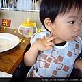 (23m)墾丁.夏都-早餐-一副老鳥的樣子03