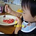 (23m)墾丁.夏都-早餐-一副老鳥的樣子02