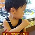 (23M)看牙醫-見賢思齊的寶寶刷牙-很不專心