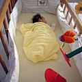 (1M)妹妹睡覺的小床