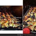 中秋節下半場-吃烤肉-烤肉出爐囉02