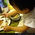 (2Y3M)青菜撥雲見日-大口吃菜之魚也要