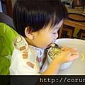 (2Y4M)吃飯三連拍