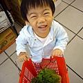 (2Y4M)散步-每次說要笑,寶寶以為這樣就才是笑瞇瞇