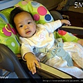 (5M)妹副食品-1114第一次坐餐椅02