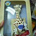 (6M)妹妹的新玩具-長頸鹿