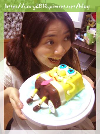 生日禮物-海綿寶寶蛋糕命案現場 003.JPG