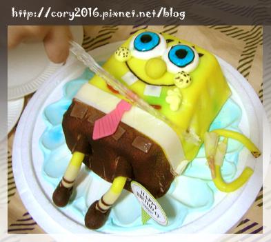 生日禮物-海綿寶寶蛋糕命案現場 006.JPG