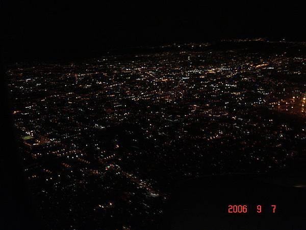 LA Night Scene