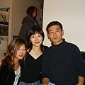 M, Sharon and James