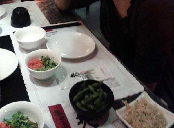 沾醬&隨餐小菜