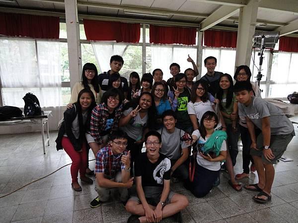 泰國的CCT +馬來西亞團+台灣人