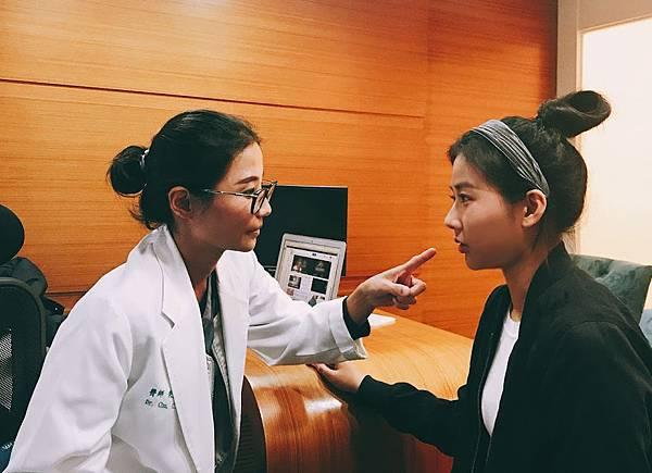 台中玻尿酸豐唇|台中醫美玻尿酸微整|菲仕美診所朱純慧醫師