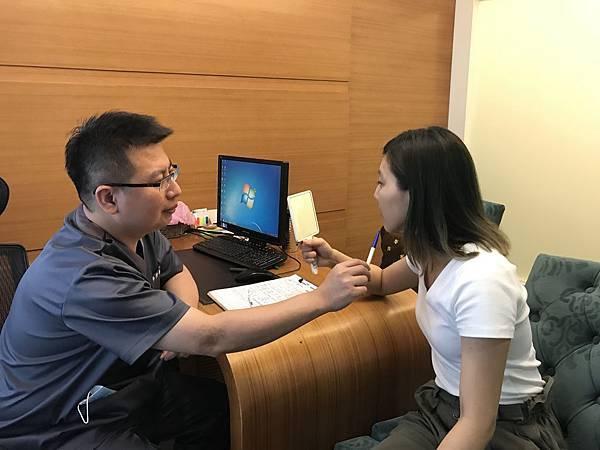 台中晶亮瓷推薦 |  台中菲仕美診所許永昌醫師