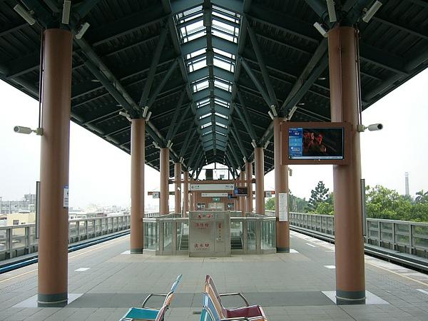 紅線-橋頭糖廠站