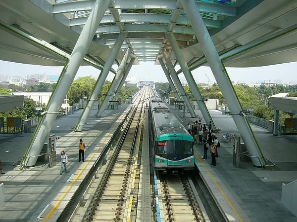 紅線-世運站