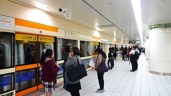 松江南京站