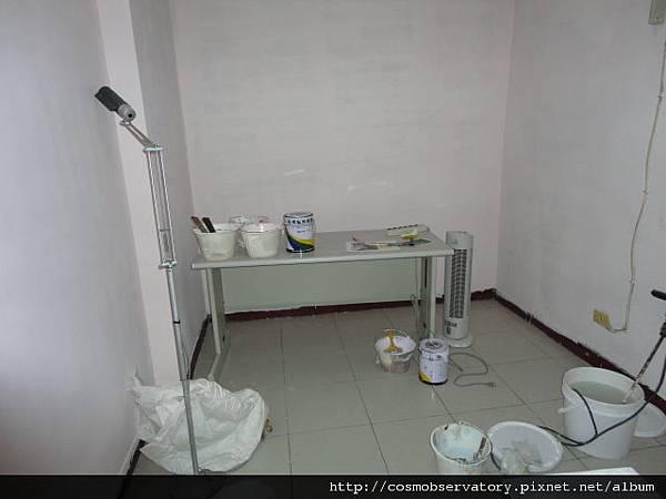 披完土的治療室