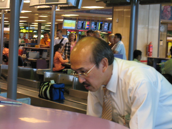 新加坡區爆橘拳總教練
