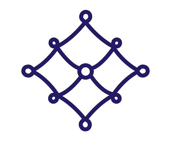 logo10白地靛