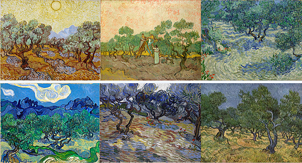 土壤與植物裡的光 Vincent van Gogh .PNG