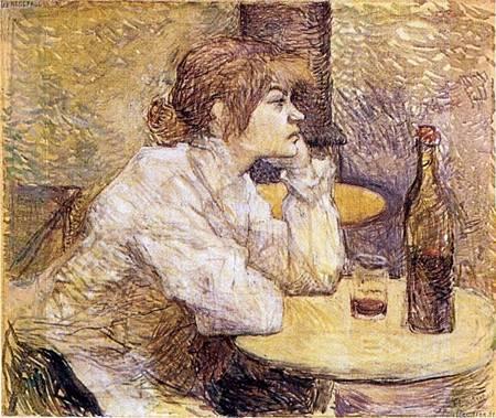 《宿醉》瑪莉-克雷曼汀•瓦拉東1889.jpg