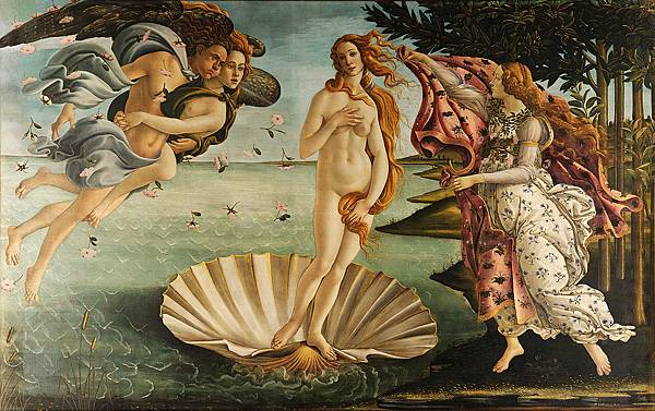 《維納斯的誕生》(La nascita di Venere).jpg