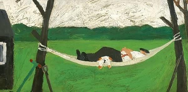 英國畫家Gary Bunt作品