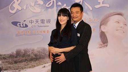 00林佑星深夜向圈內友人證實與結婚3年的張晏菻已離婚