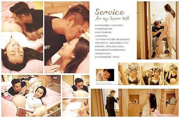 3陳浩民幫愛妻洗頭、吹髮,網友大讚好男人