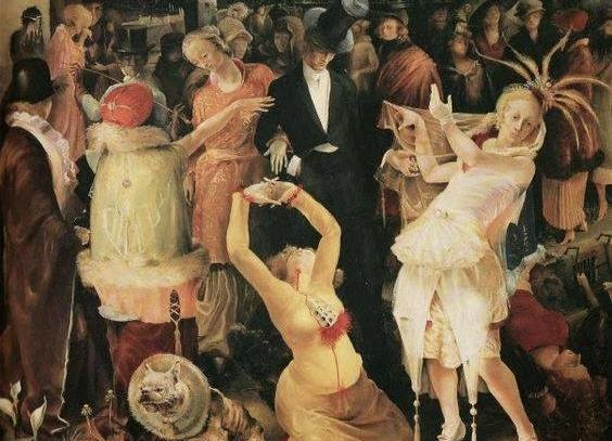 Jeanne Mammen (German, 1890 - 1976) - 複製