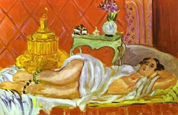 亨利·馬蒂斯(Henri Matisse ,1869—1954)
