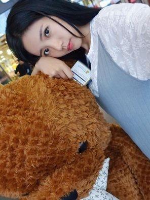 《大學生了沒》女星陳艾琳「琳琳」遭中國網友灌爆臉書留言。